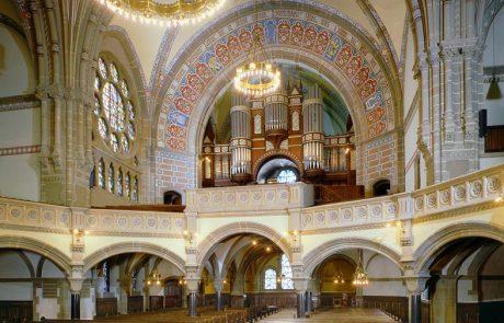 Komplette Kirche restauriert von der Restaurierungen Berchem GmbH