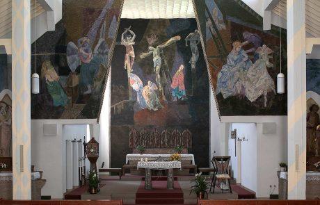Wandmalereien restauriert von der Restaurierungen Berchem GmbH