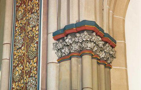 Liebfrauenkirche in Bottrop restauriert von der Restaurierungen Berchem GmbH