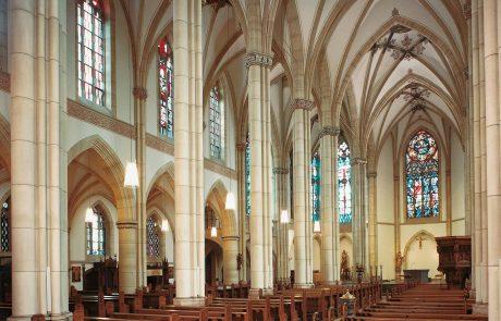 St. Cornelius aus Viersen restauriert von der Restaurierungen Berchem GmbH